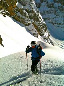 Hubert Kirchlekar-Karwendel Dezember 2011