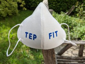 TEP FIt-Atemschutzmaske für TEPFitte